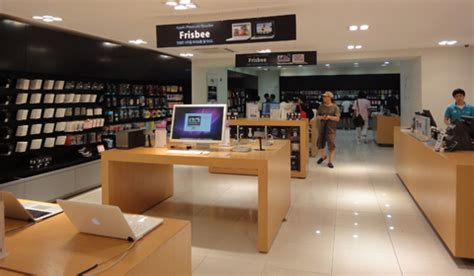apple korea korean apple premium reseller frisbee myeongdong main