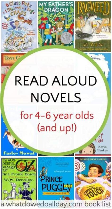 best picture books for 5 year olds read aloud chapter books for 4 and 5 and 6 year olds