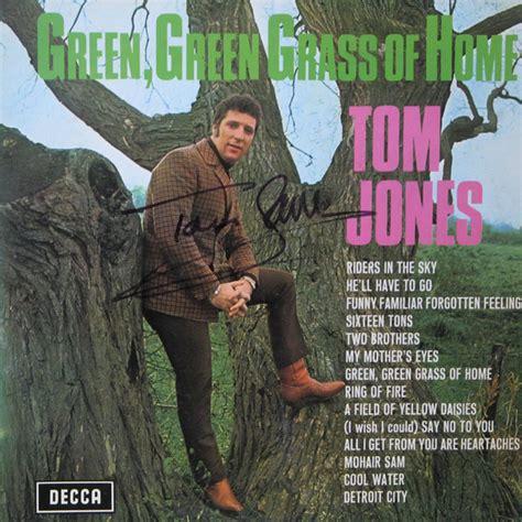tom jones green green grass of home chris slade