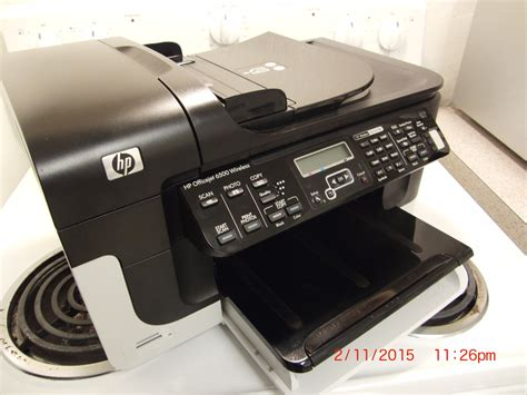 Printer Hp Officejet 6500 Wireless All In One hp officejet 6500 wireless all in one inkjet printer cb057a b1h printers