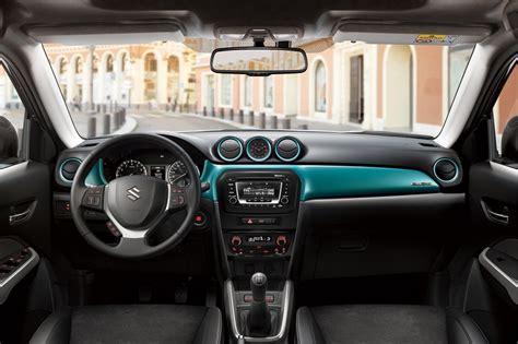 Suzuki Vitara Interior 2017 Suzuki Vitara Interiror Pictures To Pin On