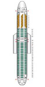 air canada 767 seat map b767 300er config 1 air canada seat maps reviews