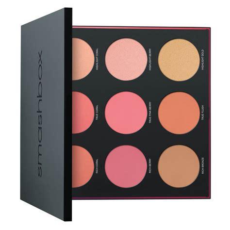 smashbox light it up blush palette light it up l a lights palette smashbox mecca