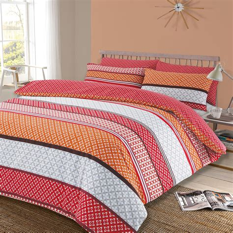 Indian Bedding Set Duvet Cover With Pillowcase Reversible Bedding Set Lola Blue Indian Spice Grey Ebay