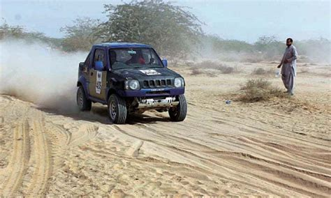 Jeep Rally Cholistan Jeep Rally Marred By Mismanagement Pakistan Herald