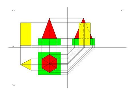 proiezioni ortogonali lettere ttrg 2dm proiezioni ortogonali