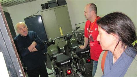 Motorrad Anmelden Italienische Papiere by Moto Guzzi Falcone