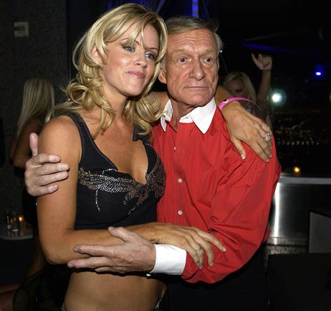 jenny mccarthy is she related to paul mccarthy jenny mccarthy cries remembering hugh hefner people com