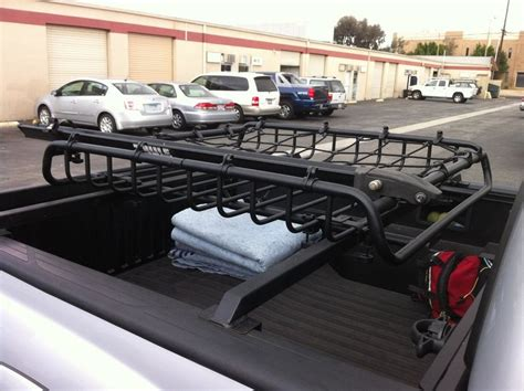 tacoma bed rack system bed rack system for sale 2nd gen armor tech bars yakima