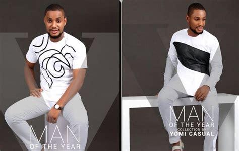 yomi casual 2016 latest designs for men alexx ekubo looks dapper in yomi casual s new collection