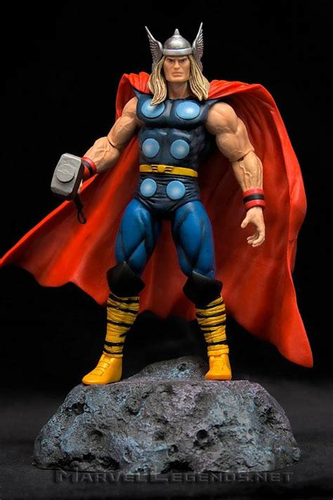 Marvel Select Thor marvellegends net marvel select thor thor