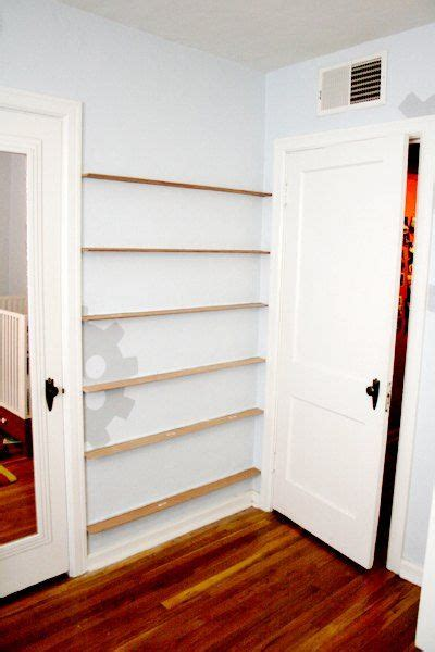 behind bedroom door see how to nail strips of baseboard behind your bedroom