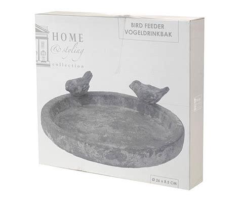 Fensterbänke Stein Preis by Romantische Vogeltr 196 Nke Futtertrog Vogelbad Stein Grau