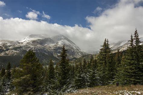 mt lincoln colorado snow on mount lincoln colorado photograph by brian