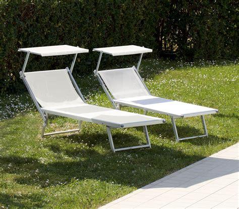 lettino giardino professional lettino prendisole da giardino e piscina