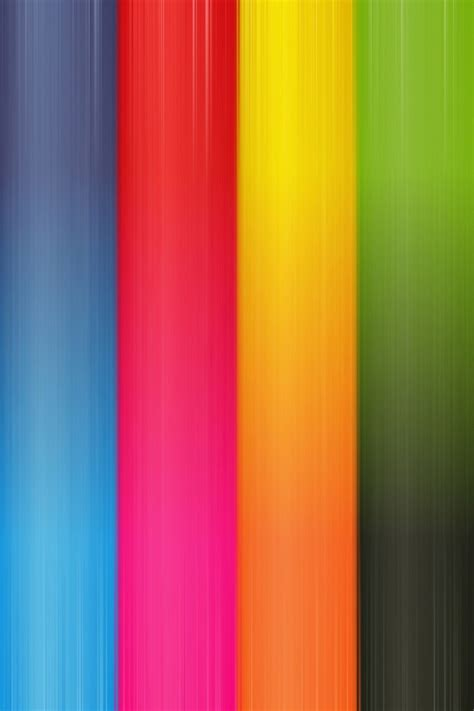 apple wallpaper vertical 4 color vertical stripes wallpaper free iphone wallpapers