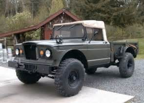 4x4 Jeeps For Sale 1967 Kaiser Jeep M715 4x4 Truck Army Usmc