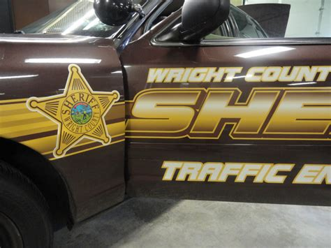 Wright County Court Records Sheriff S Report Roads Still Going In Wright County