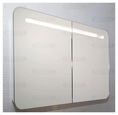 spiegelschrank duravit duravit puravida spiegelschrank pv942508585 megabad