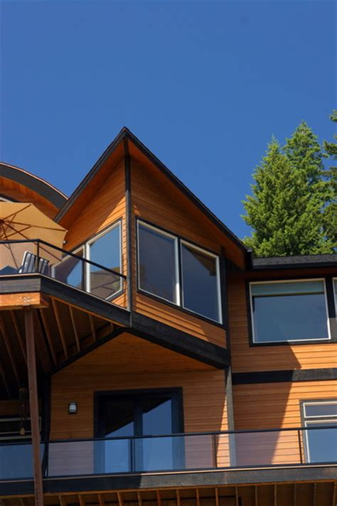 northwest home design inc custom lakefront home by design services northwest contemporary exterior other metro by