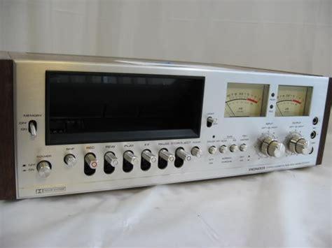 pioneer tv deck pioneer cassette deck model ct f7171
