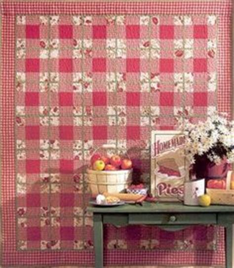 Black Mountain Quilts by Gingham Quilt On Chicken Scratch Patterns