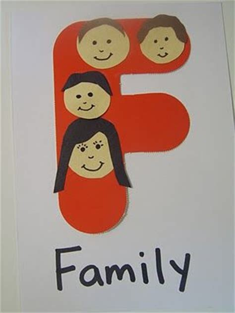 family crafts for family craft ideas for preschool find craft ideas