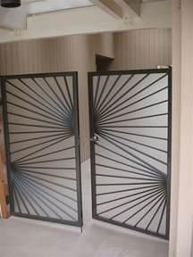 gate designs steel gate designs