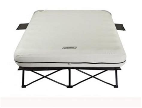 coleman inflatable bed great inflatable guest air bed mattress on stand with legs on steel frame portable