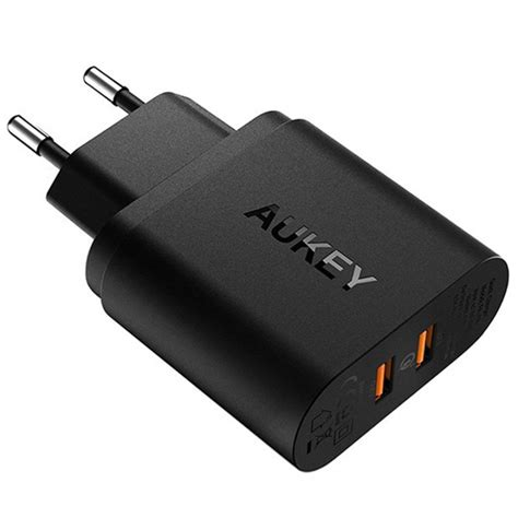 Aukey Oc 3 0 Pa T16 Wall Charger 垬 綷 綷 pa t16