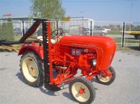 Porsche 108 Junior by Porsche Diesel Junior 108 4 Tracteur Tracteur Id De
