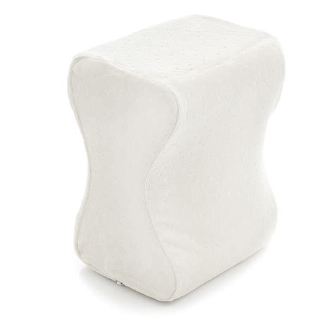 Knee Pillow Reviews by Memory Foam Leg And Knee Pillow Milliard Bedding The