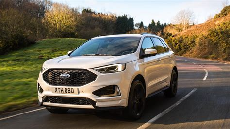 new ford edge updated suv arrives at geneva 2018 car
