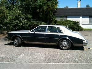 1981 Cadillac Seville Document Moved
