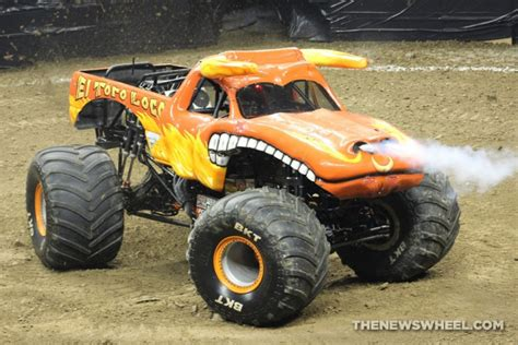 monster trucks show the history of monster trucks the news wheel