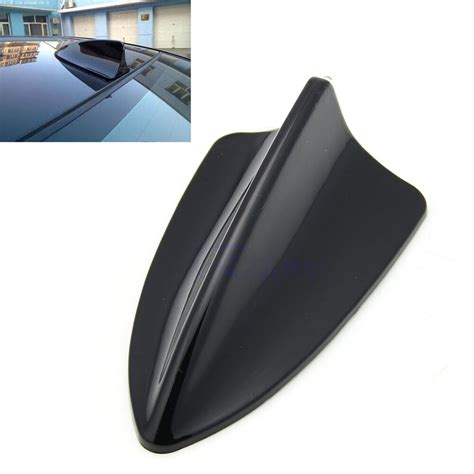 shark fin dummy bmw style antenna with decoration light fit car dummy 664132565945 ebay