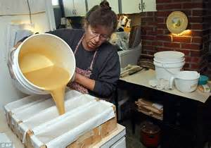 Handmade Soap Industry - from the smell of your lunch to scents of lavender meet