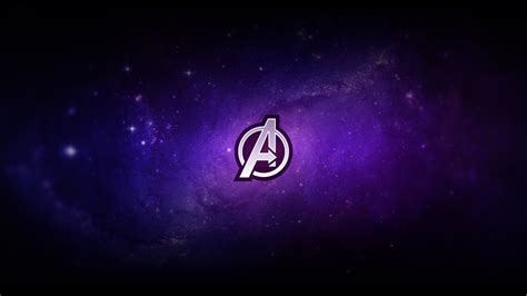 avengers logo wallpapers hd wallpapers id