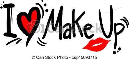 imagenes i love make up vector love makeup clipart panda free clipart images