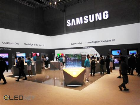 Tv Samsung Di Electronic Solution ifa2016 what is the exhibition concept of samsung electronics tv oled