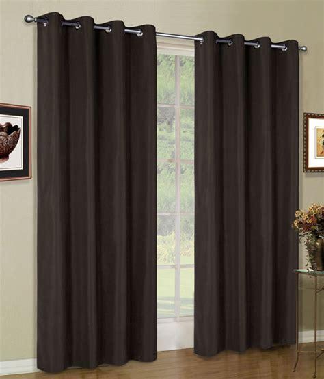 vorhänge blickdicht braun vorhang blickdicht matt schal braun 214 sen 175x140 aus