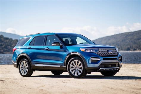 2020 ford explorer hybrid mpg 2020 ford explorer hybrid achieves 28 mpg combined
