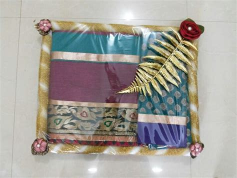 Handmade Saree Packing Trays - 17 best images about wedding packing ring sari jewlary