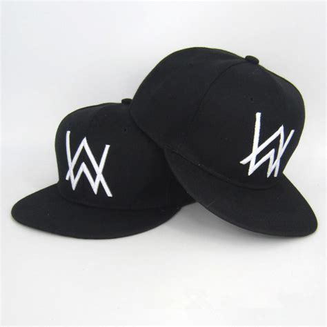 Topi Snapback Dj Alan Walker 4 walker baseball promotion shop for promotional walker baseball on aliexpress