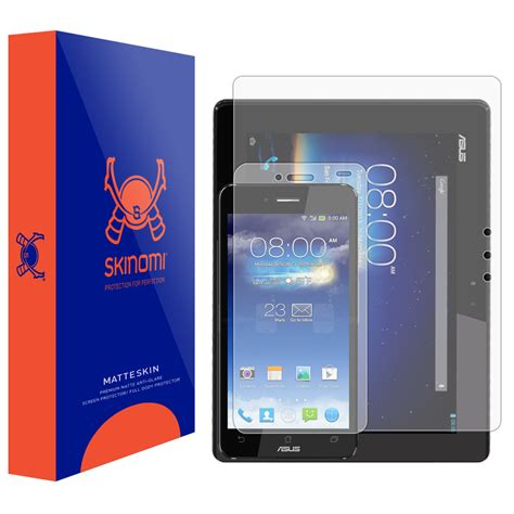 Tablet Asus Padfone Infinity Skinomi Matteskin Asus Padfone Infinity Phone Tablet Matte Screen Protector