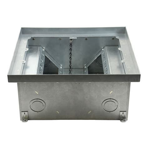 Floor Boxes by High Load Capacity Floor Box