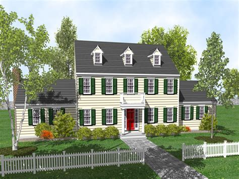 colonial style home plans 3 story colonial house plans escortsea
