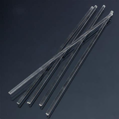 Carbon Fiber 10m Black Ultra Lighter Fishing Rod Intl 5mm dia clear perspex acrylic bar pmma extruded rod