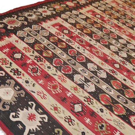 Teppiche Türkisch by Sharkoy Balkan Kilim At 1stdibs