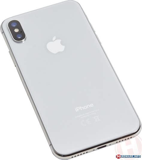 Iphone X 256gb Silver Geen Peel apple iphone x review het begin een nieuw tijdperk uiterlijk